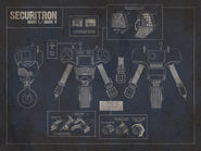 Securitron poster