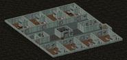 Fo2 Vault 13 Living Quarters