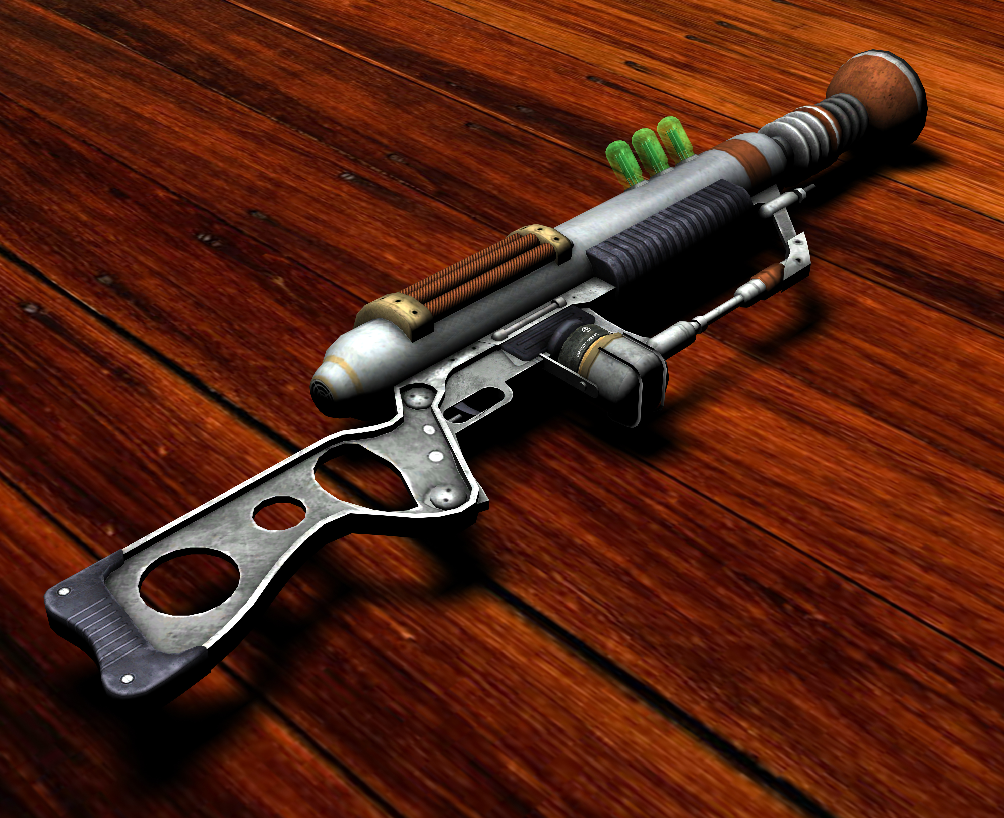 What Is The Best Looking Energy Weapon In Any Fallout Game Fallout