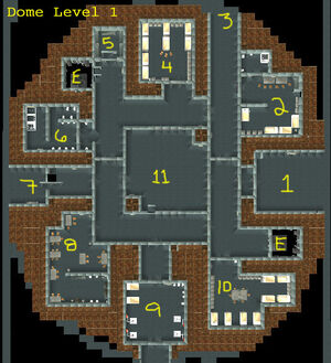 VB DD03 map Boulder Dome 1