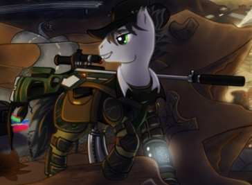 Clover Tales Of A Courier Fallout Equestria Wiki