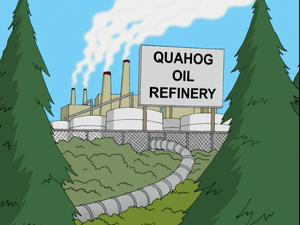 Quahog Oil