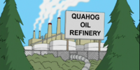 Quahog Oil Refinery