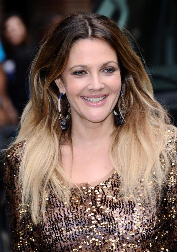 Drew Barrymore Family Drew Barrymore 2012