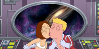 Meg and Kent are Having Space Sex