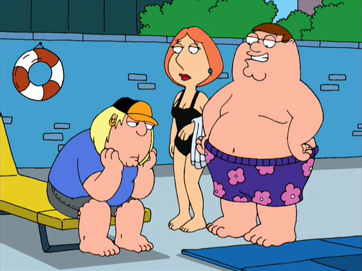 family guy he s to sexy for his fat
