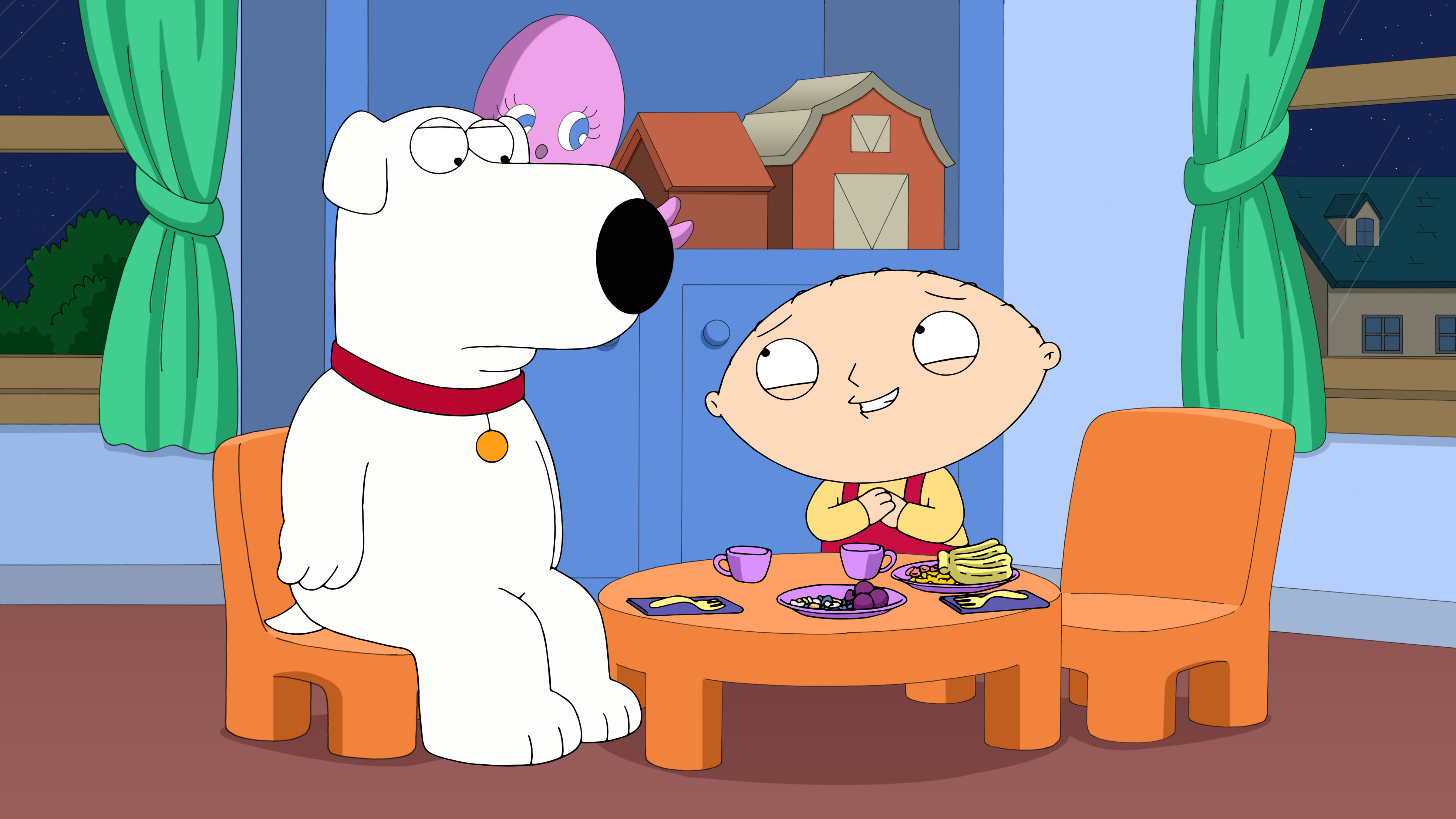 Stewie A Baby Got Pregnant With A Dog S Babies
