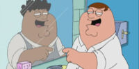 Peter Griffin: Husband, Father...Brother?