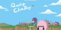 Quahog Clam Day