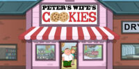Peter's Wife's Cookies