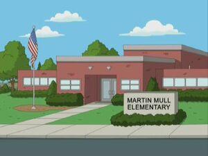 Martin Mull Elementary