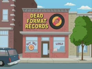Dead Format Records