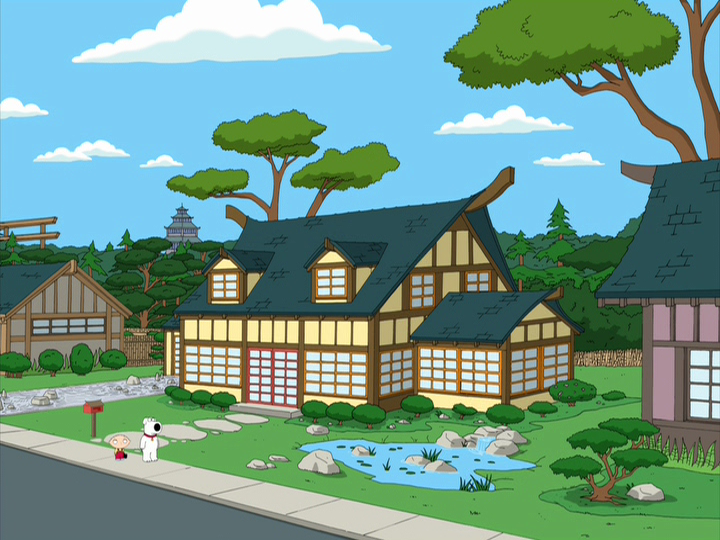 family guy guide to the multiverse