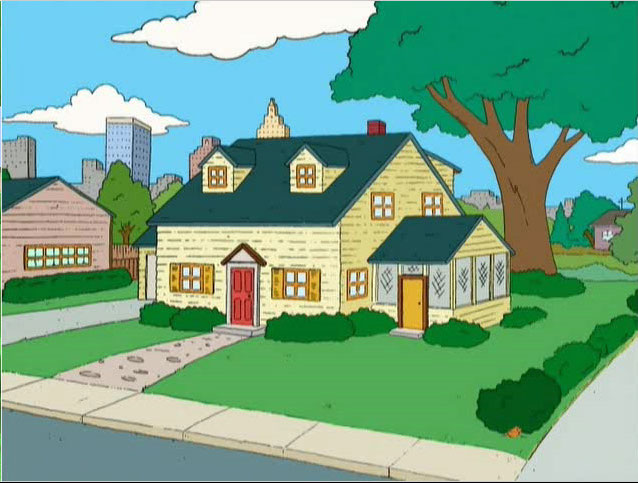 Griffin Home Family Guy Wiki Fandom Powered By Wikia
