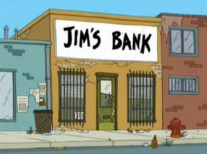 Jim's Bank