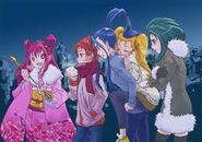 Dark Pretty Cure 5