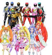 Super Hero All Stars Poster 1