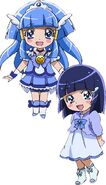 Reika or cure beauty chibi