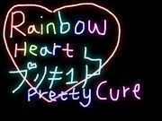 Rainbow pretty cure