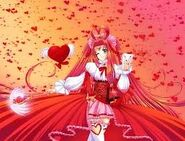 Alice Kamiya as Cure Mystery