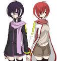 Image Taiko and Akaiko byHashinoko