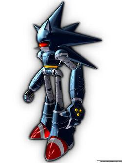 Mecha Sonic Smash Wars