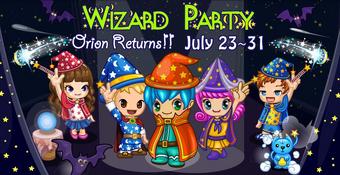 Wizardparty