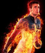 Human Torch Promo