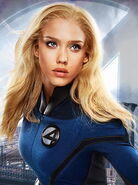 Invisible Woman ROTSS