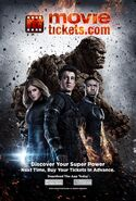 Fantastic Four MovieTickets