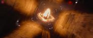 Torch elevator shaft