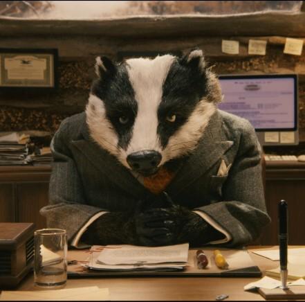 Mr badger spunk