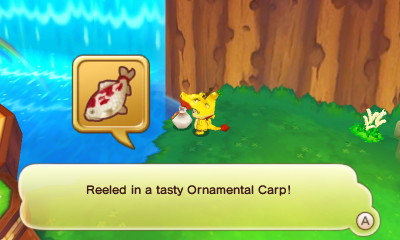 Ornamental carp fantasy life wiki fandom powered by wikia for Ornamental carp