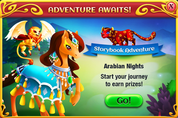 ArabianNights Popup