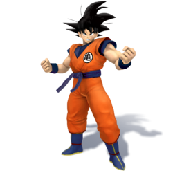 SBE Goku