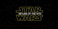 Star Wars Fantendo Episode I - Return of the Sith