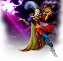 Kefka full profile