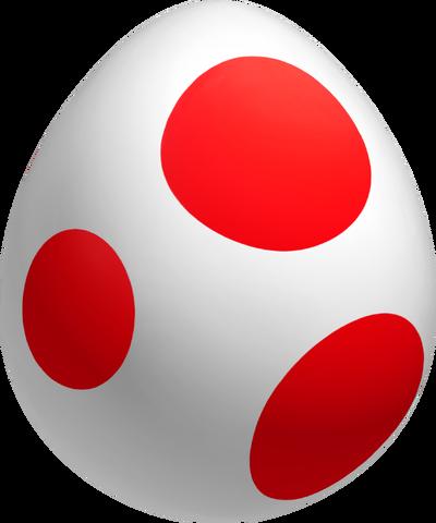 File:Red Yoshi Egg.png