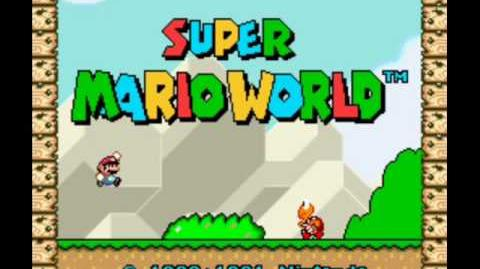 Super Mario World - Vanilla Dome