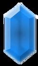 Blue rupee