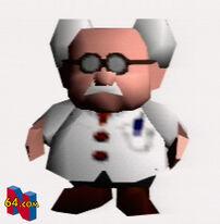 Dr. Andonuts EB 64