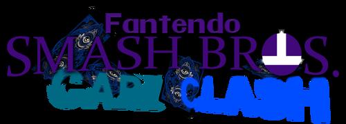 FantendoSmashBrosCardClashLogo
