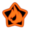 Fire Ability Star Fallen God