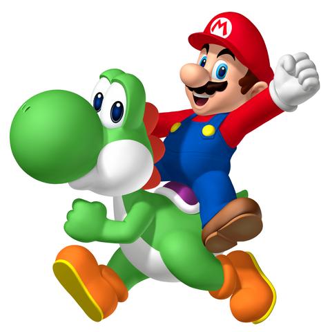 File:Mario on yoko.png
