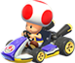 Toad MK8 Icon