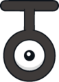 201Unown T Dream