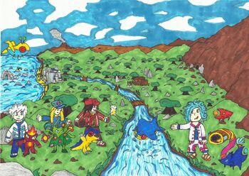 To Aquarama City