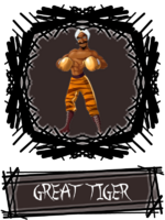 Great Tiger SSBR