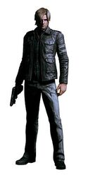 Leon S Kennedy Resident Evil 4