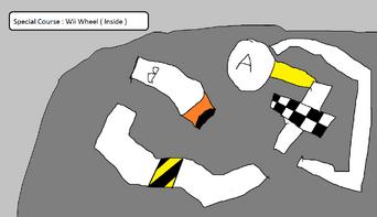 Wii Wheel ( inside )